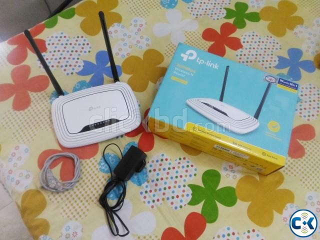 Tplink Router 3 Years Warranty New  | ClickBD large image 0