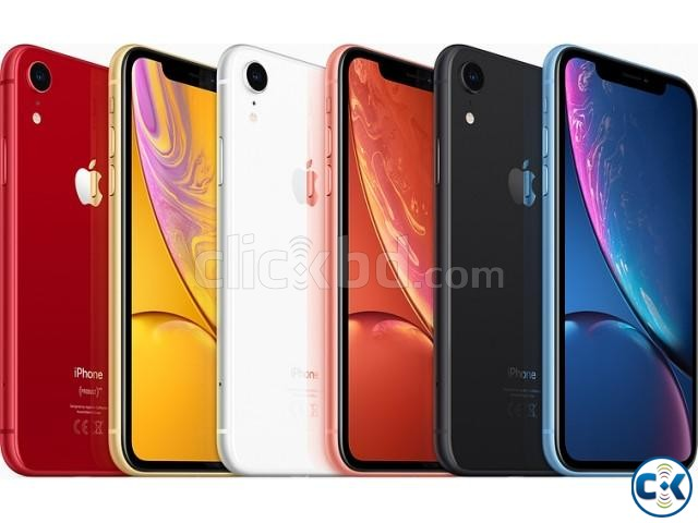 Brand New Apple iPhone XR Pre-Booking Available | ClickBD large image 3