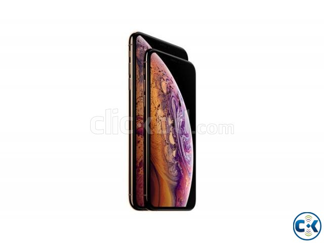 Brand New Apple iphone XS 64GB Sealed Pack 3 Yr Wrrnty | ClickBD large image 1
