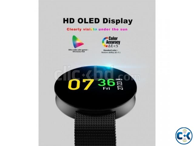 CF008 Smart Watch in BD | ClickBD large image 0