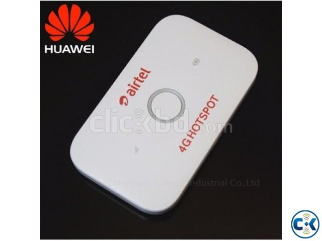Huawei 4G LTE Pocket Router E5573C | ClickBD large image 0