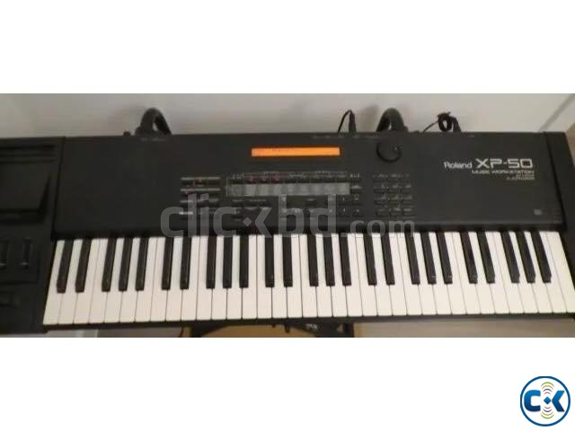 Roland Xp-50 New | ClickBD large image 0