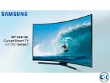 Samsung 55 Inch 55MU7350 4K Curved UHD Smart LED TV
