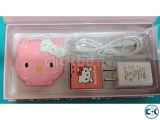 Hello Kitty Folding Pink Mobile Phone