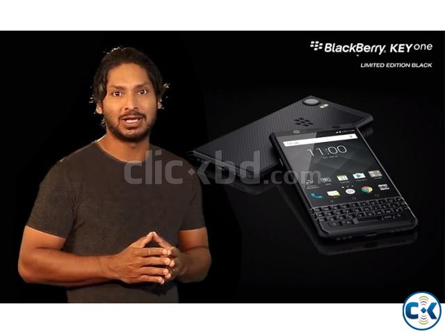 Brand New KEYone Black Edition Sealed Pack 3 Yr Warranty | ClickBD large image 3