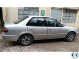 Toyota M. Crop Corolla LX 1997