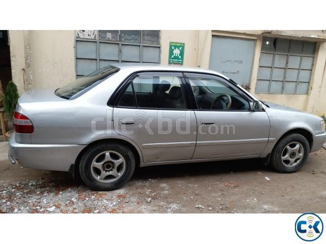 Toyota M. Crop Corolla LX 1997 | ClickBD large image 0