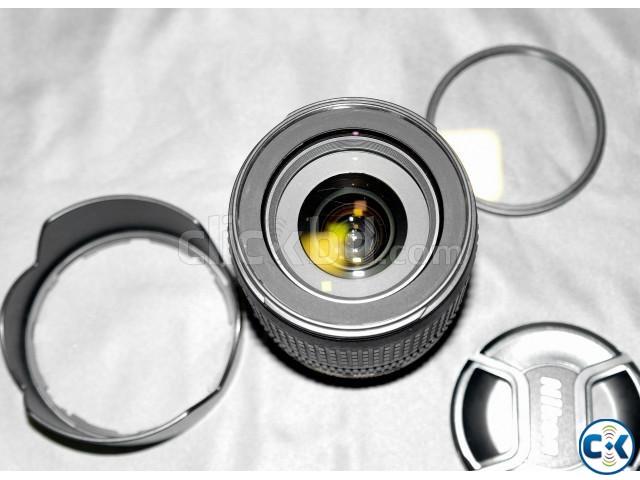 Nikon AF-S 18-105mm f 3.5-5.6 VR Zoom Lens | ClickBD large image 0