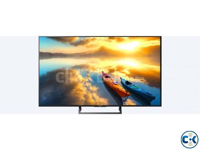 SONY BRAVIA 43X7000E 4K UHD WI-FI LED TV 2018 | ClickBD large image 0