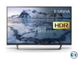 SONY 49W660E BRAVIA FULL HD SMART HDR TV