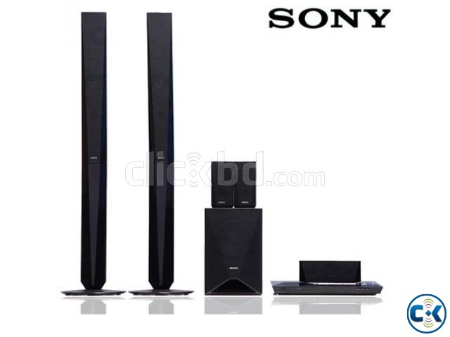 Sony BDV-E4100 3D blu-ray theater system has 5.1 channel | ClickBD large image 0