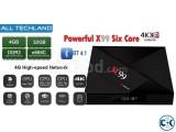 Powerful X99 Six Core 4GB 32GB Tv Box New