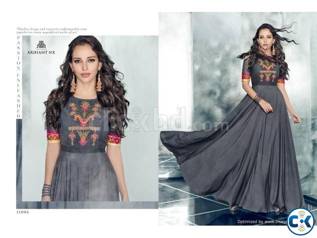 Wholesale Designer Kurtis Arihant-Forever - Textile Export | ClickBD large image 0