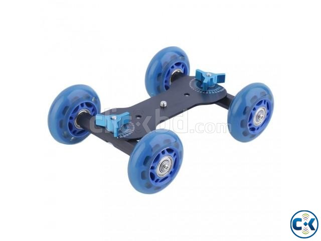 Camera Rolling Slider Desktop Dolly Car | ClickBD large image 0