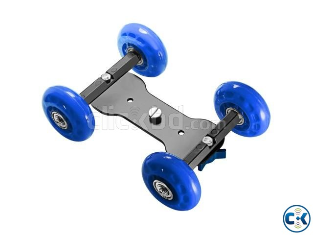 Camera Rolling Slider Desktop Dolly Car | ClickBD large image 1