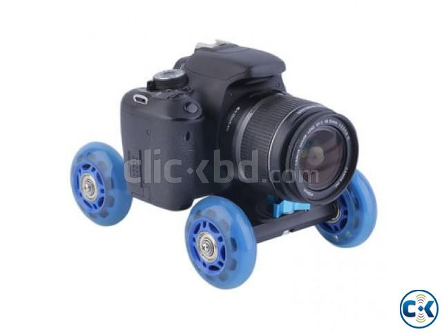 Camera Rolling Slider Desktop Dolly Car | ClickBD large image 2