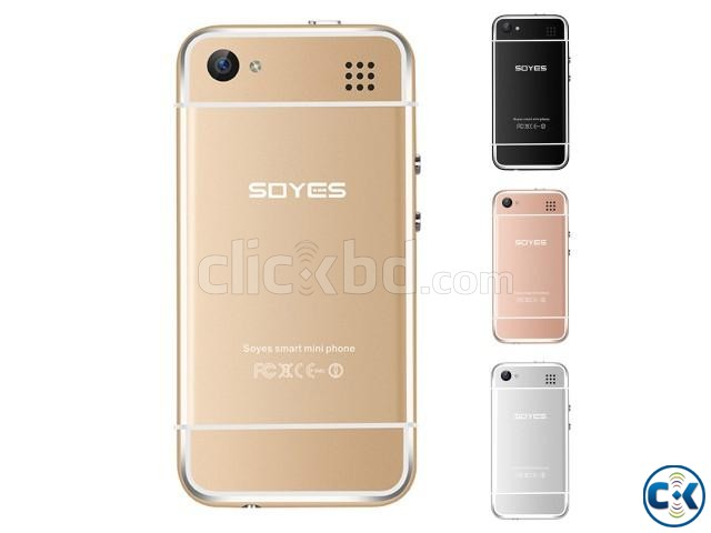 SOYES 6S Mini Android Phone 1GB RAM New intact Box | ClickBD large image 0