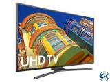 43 INCH Samsung MU7000 4K Smart TV