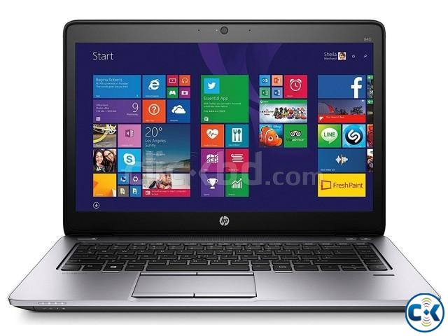 Hp EliteBook Core i7 UltraBook 1TB HDD 5 Hours Charge | ClickBD large image 1