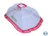Baby Medium Size Mosquito Net with Frill-Balloons Print