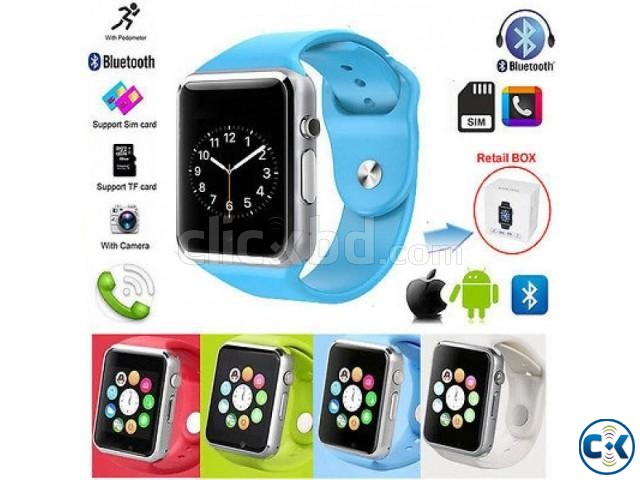 Smart Watch Phone A1 | ClickBD large image 3