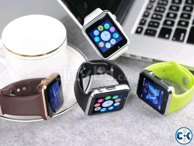 Smart Watch Phone A1 | ClickBD large image 4