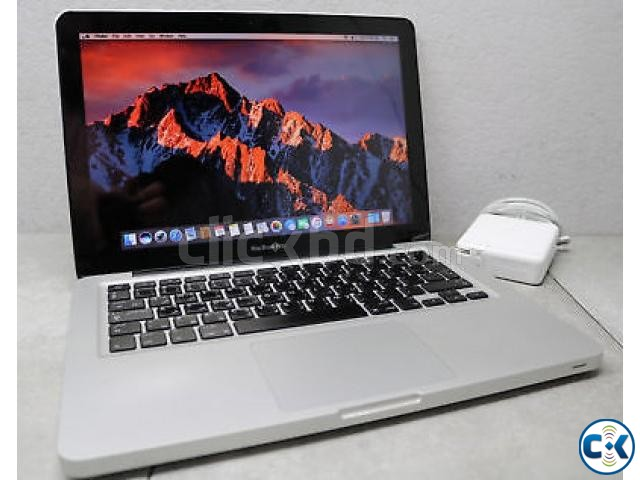 Apple MacBook Pro Core i5 4GB Ram 500GB HDD 5 hours Charge | ClickBD large image 3