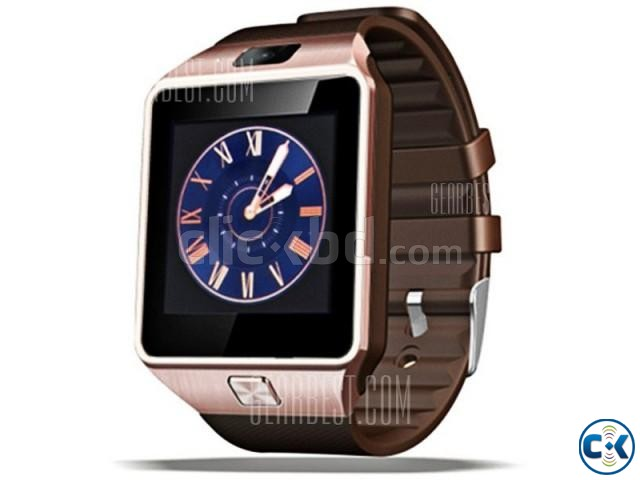 Smart Watch Phone DZ09 | ClickBD large image 2