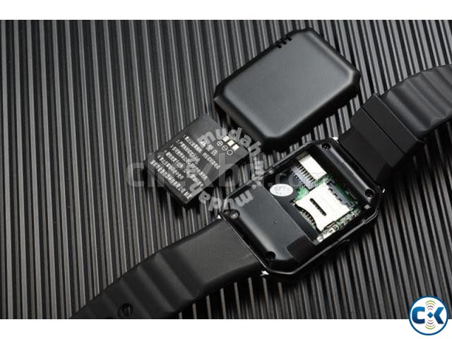 Smart Watch Phone DZ09 | ClickBD large image 3