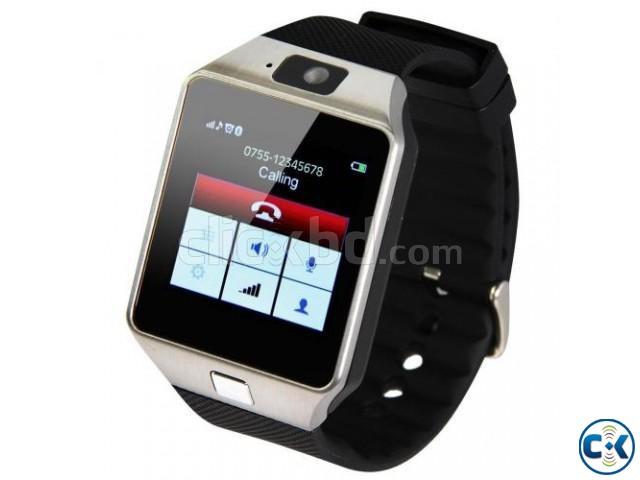 Smart Watch Phone DZ09 | ClickBD large image 4