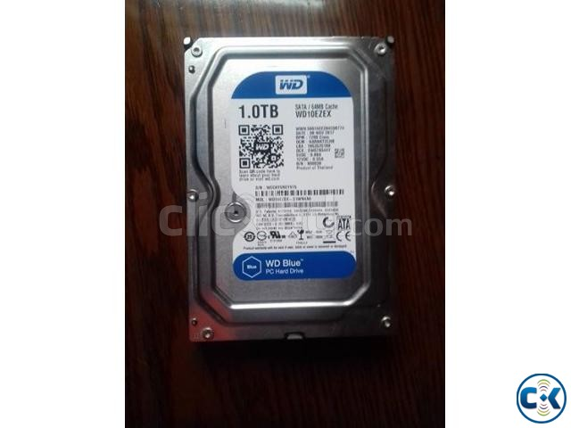 Western Digital Blue 1 TB Hard Disk | ClickBD large image 0