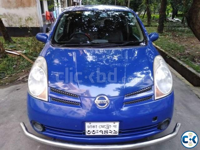 Nissan Note 2006 | ClickBD large image 0