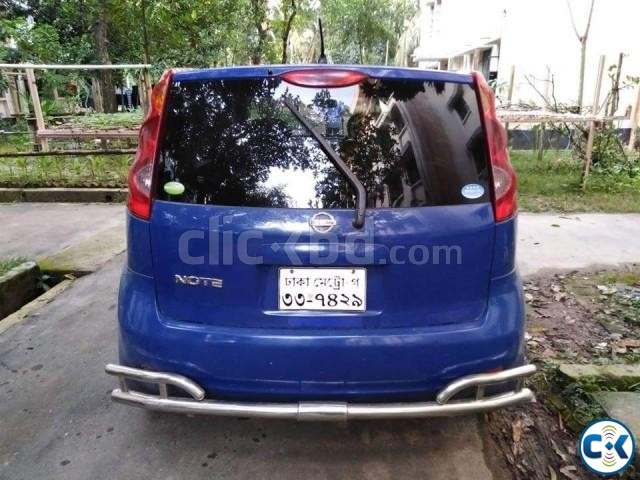 Nissan Note 2006 | ClickBD large image 1