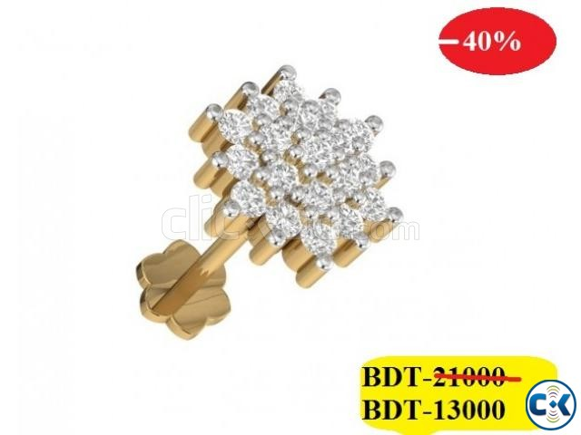 Diamond Ring 40 OFF BIG SIZE | ClickBD large image 0