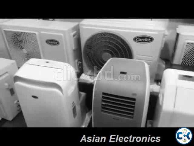 CARRIER 1 Ton Portable Ac Air conditioner. | ClickBD large image 0