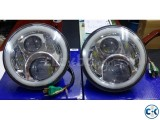 Land Rover car Head Light