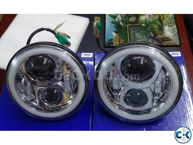 Land Rover car Head Light | ClickBD large image 1