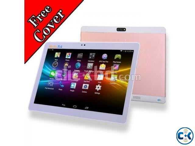 MediaTek Tab 10.1inc HD 1.5GB Ram Free Lather Keyboard | ClickBD large image 0