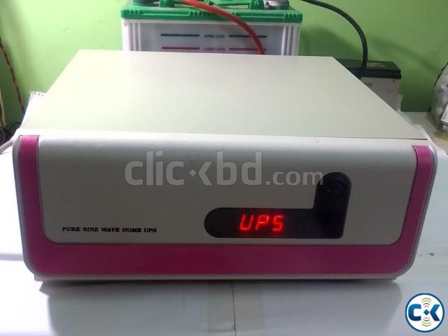 OFFLINE UPS 1250VA 12V UNIT | ClickBD large image 0