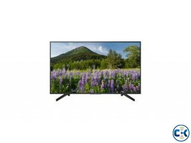 Sony Bravia KD-43X7000F 43 Flat 4K UHD LED Smart TV   ClickBD large image 1