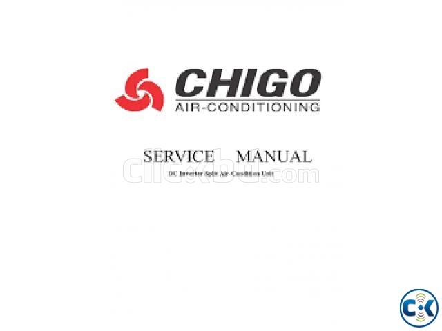 CHIGO AC 5 TON | ClickBD large image 1