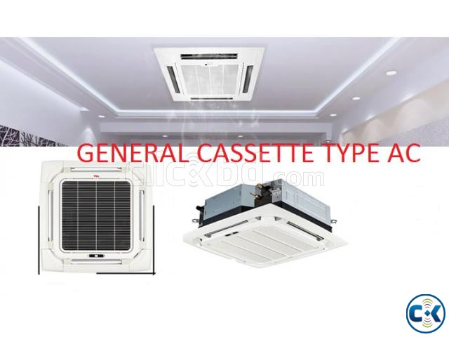 O General 4 ton ceilling cassete type AC | ClickBD large image 1