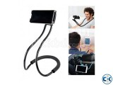 Neck Cell Phone Holder 360 Degree Mobile Stand