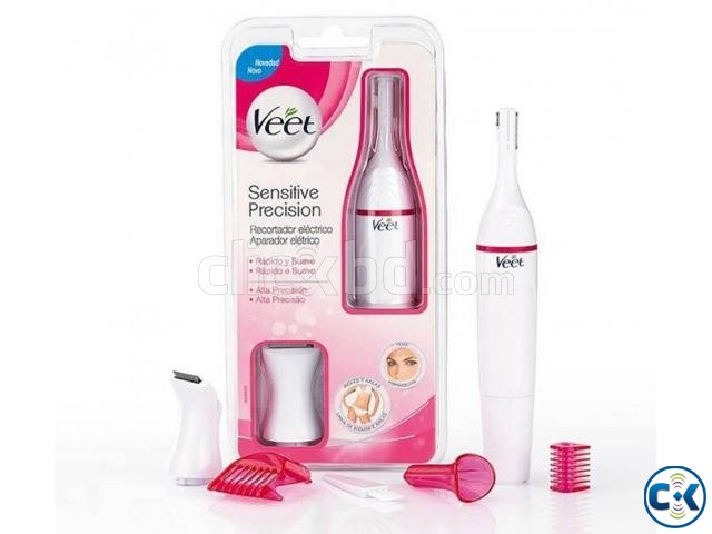 Veet Sensitive Touch Electric Trimmer for Women | ClickBD large image 0