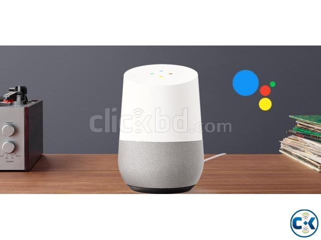 Google Home Wireless Voice Activated Speaker | ClickBD large image 0