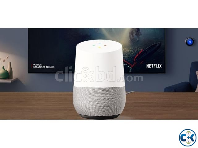 Google Home Wireless Voice Activated Speaker | ClickBD large image 1