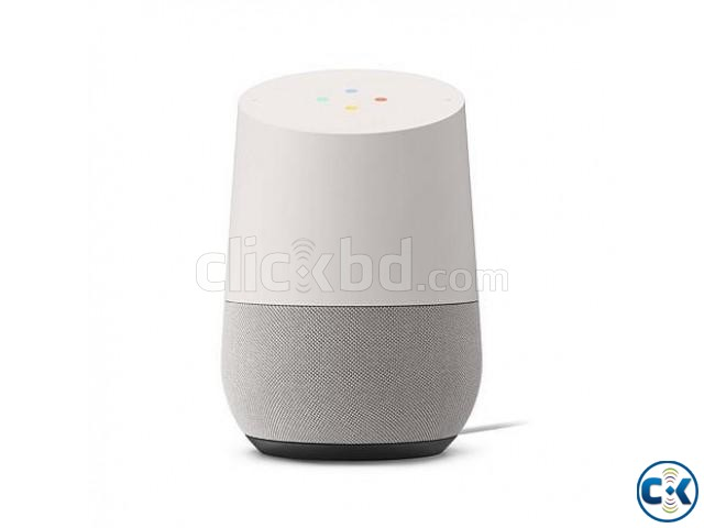 Google Home Wireless Voice Activated Speaker | ClickBD large image 2