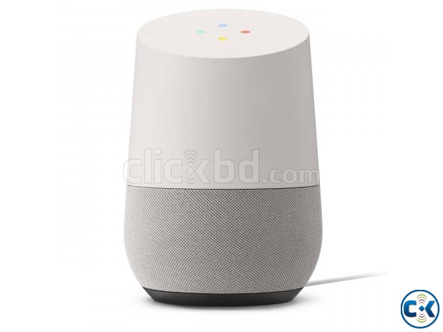 Google Home Wireless Voice Activated Speaker | ClickBD large image 3