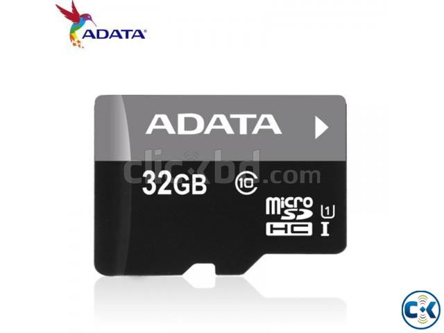 ADATA 32 GB CLASS 10 MICRO SD CARD | ClickBD large image 0