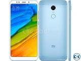 Brand New Xiaomi Redmi 5 32GB Sealed Pack 3 Yr Warrnty